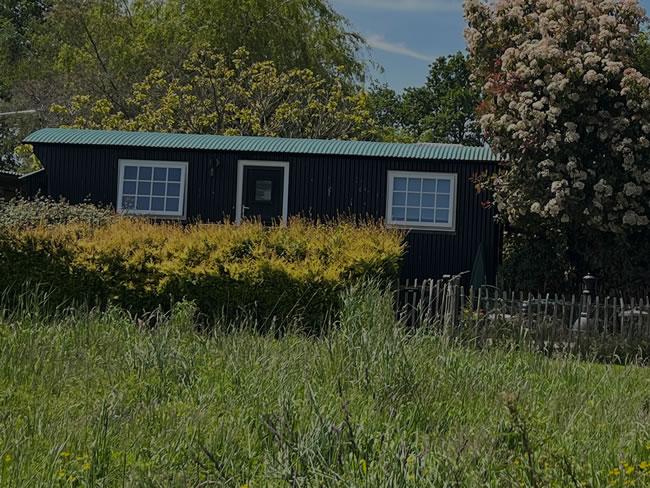 Foxhill Farm, Alderholt - Shepherd's Hut